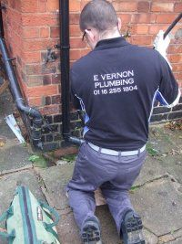 power flushing leicester
